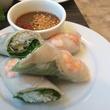 Thien An Vietnamese restaurant spring rolls