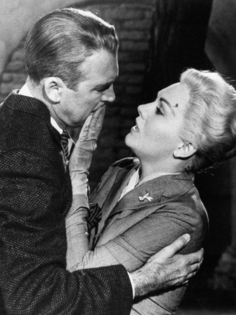 Vertigo, Jimmy Stewart, Kim Novak