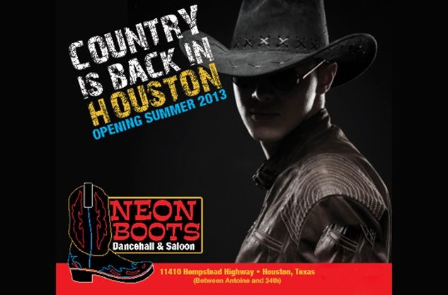 Neon Boots Dancehall & Saloon facebook profile pic