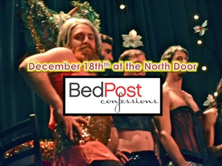 December BedPost Confessions Poster - 2014
