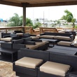13 Steakhouse in Galveston December 2013 outdoor patio deck