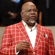 Bishop TD Jakes of the Potter's House