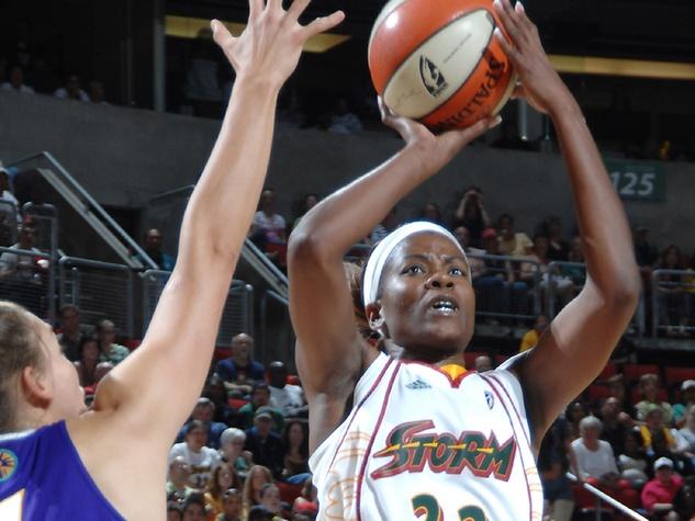 Sheryl Swoopes basketball