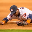 Astros dive third