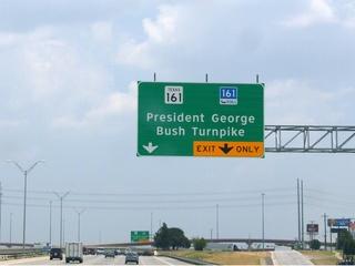 George Bush Turnpike