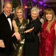 Dean Fearing, Wanda Gierhart, Becky Young, Nancy Carlson, TACA 2014