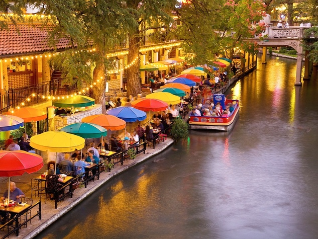 San Antonio Boasts One Of The Most Walkable Neighborhoods In Texas