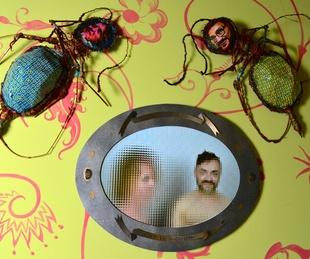 Matt Bagley and Rusty Scrubby
