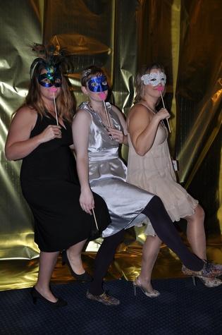 Shanna Norwood, Kate Goldsberry and Shannon Woodard, Ars Lyrica NYE 2013