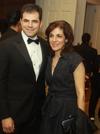 Pearl Ball, February 2013, James Pappas, Maria Pappas
