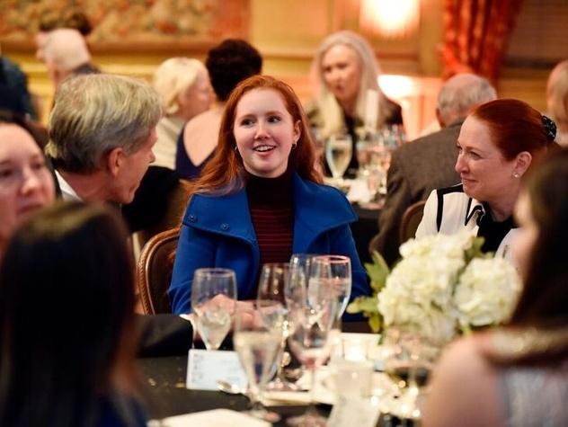 Jennifer Goldberg, Jayden Goldberg, FW Opera Dinner with the Stars