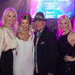 Baylor College of Medicine gala 4/16 Tena Faust, Peggy Wright, Bubba McNeely, Jennifer Garrett