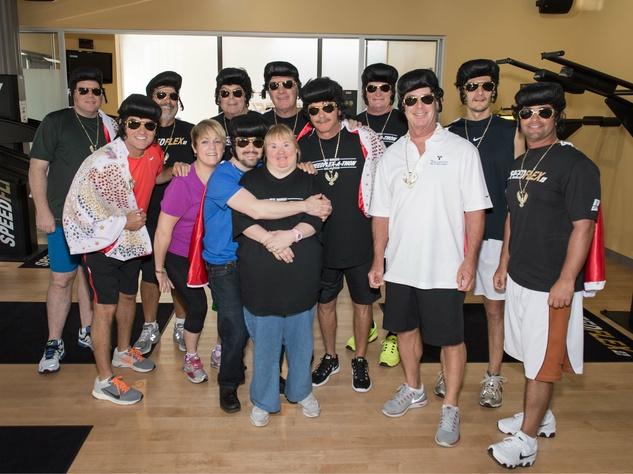 Team Elvis, speedflexathon