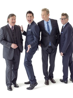 The Tobin Center for the Performing Arts presents <i>Whose Live Anyway?</i>