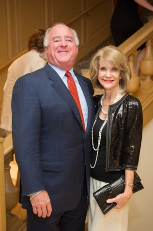 Dan and Kim Tutcher at the Dr. Bud Frazier event May 2014