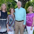 Co-Chair Christina Norris, Anne and Terry Conner, Co-Chair Meredith Camp, recess for dallas after school