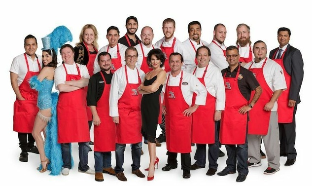 Jessica Rossman and AIDS Dining Out For Life chefs