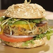 Hopdoddy Burger's Janis Joplin veggie burger