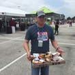 Houston Barbecue Festival full tray