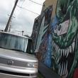 Louisiana, Southern Sting Tattoo Parlor mural truck