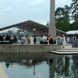 Hermann Park Conservancy Gala April 2013 crowd, venue