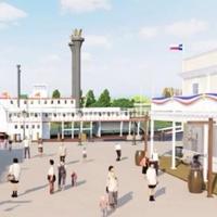 Grand Texas Theme Park, rendering