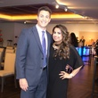 International Mother's Day Soiree May 2015 Emcee Andy Cerota and Ruchi Mukherjee