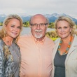 Katie Cullen, from left, Jim Earthman and Addie Pappous at UST in Colorado June 2014