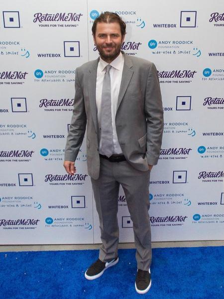 Andy Roddick Foundation Gala Mardy Fish
