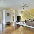 1513 3rd St. Austin house for sale living room