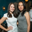 13 Holly Grice, left, and Jackie Leong at the CultureMap Summer Social July 2014