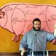 Josh Ozersky at Meatopia Texas press conference