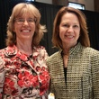 Janet Hambright and Libby Deans, just say yes luncheon