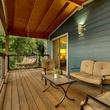 East Austin house home 1131 Poquito Street 78702 patio second floor
