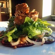 Étoile Cuisine et Bar, salad 2, October 2012