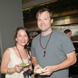 Sara Litton and John Almy at the Curry Crawl May 2014