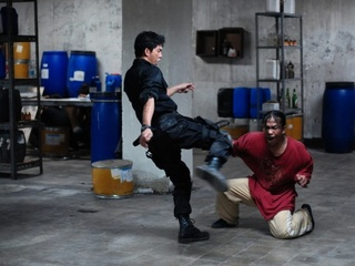 Austin Photo Set: News_Jacob_last sxsw film_march 2012_the raid: redemption