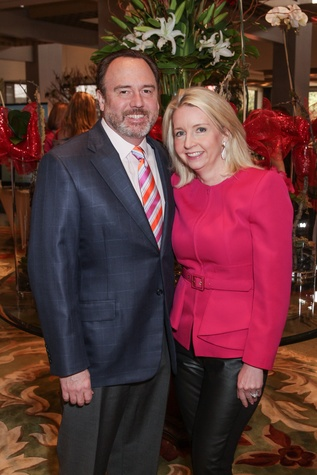 8 Robert Smith and Karen Turner-Smith at the Best Friends Brunch benefiting aniMeals on Wheels February 2015