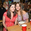 19. Tessa Del Grande, left, and Bebe Mandola at the Bayou Preservation Association Herons party June 2014