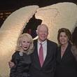 Texas Heart Institute dinner, Feb. 2016, Diane Lokey Farb, Thurmon Andress, Lilly Andress