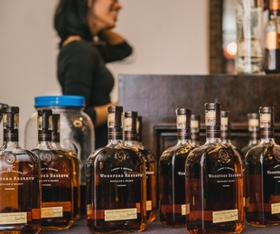 15 Promoted Article Woodford Reserve event December 2014