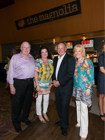 James Purse, Adelle Toussaint, Gary Cogill, Susan Carter, words and pictures premiere