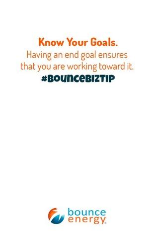 Bounce Energy social business post