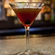 Eagle Rare Manhattan cocktail