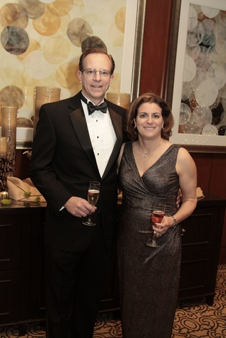 News, Shelby, Park Lover's Ball, February 2015, Paul and Michele Marvin