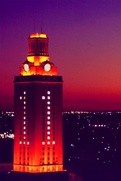 Austin Photo Set: News_Jennifer Walden_ Austin Medical School_September 2011_UT tower