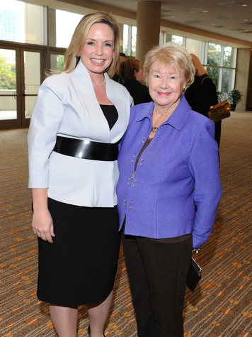 April Chamberlain, Nancy Ann Hunt, national phialnthropy day