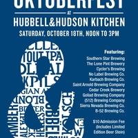Oktoberfest at Hubbell & Hudson Kitchen