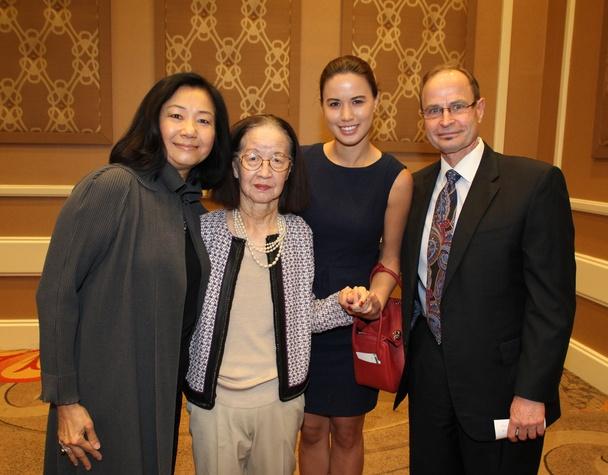 Trea Yip, Suni Ahn, Kimberly Hays,Steven Hays