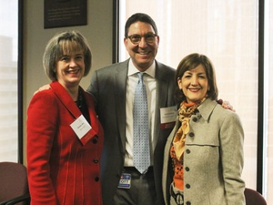 Center for Houston's Future, Dorothy Ables, Scott McClleland, Anne Taylor, February 2013